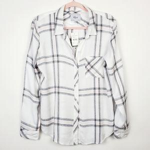 Rails Hunter Plaid Button Down Shirt Longsleeve